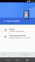 Huawei Ascend P6 LTE - E-mail - e-mail instellen (gmail) - Stap 8