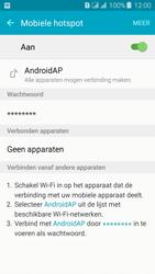 Samsung Galaxy J3 (SM-J320FN) - WiFi - Mobiele hotspot instellen - Stap 11
