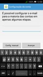 Alcatel Pixi 3 - Email - Configurar a conta de Email -  11