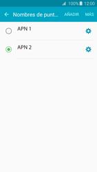 Samsung Galaxy A3 (2016) - Internet - Configurar Internet - Paso 17