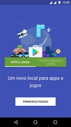 Motorola Moto G5 - Aplicativos - Como baixar aplicativos - Etapa 4