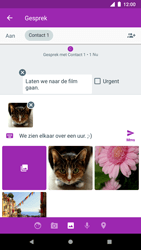 Google Pixel 2 - Mms - Hoe te versturen - Stap 16