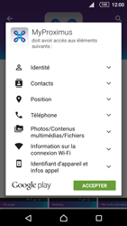Sony E6653 Xperia Z5 - Applications - MyProximus - Étape 9