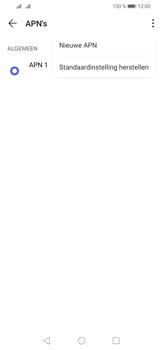 Huawei P30 Lite - Internet - handmatig instellen - Stap 9