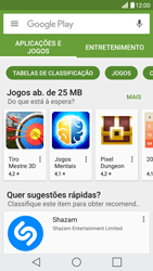 LG G5 - Aplicações - Como pesquisar e instalar aplicações -  5