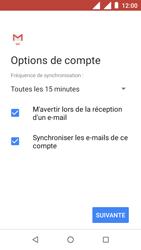 Nokia 1 - E-mail - Configurer l