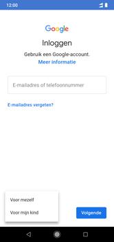 Xiaomi mi-a2-lite-dual-sim-m1805d1sg - Applicaties - Account aanmaken - Stap 6
