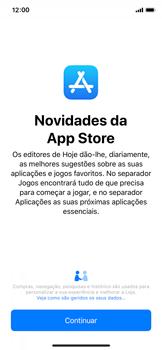 Apple iPhone X - iOS 12 - Aplicações - Como pesquisar e instalar aplicações -  3