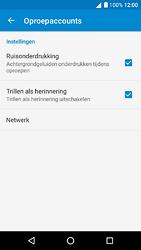Alcatel A3 - voicemail - handmatig instellen - stap 7