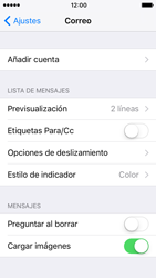 Apple iPhone 5s iOS 10 - E-mail - Configurar Yahoo! - Paso 4