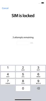 Apple iPhone X - iOS 12 - Primeiros passos - Como ativar seu aparelho - Etapa 4