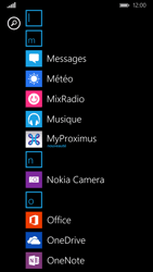 Nokia Lumia 830 - Applications - MyProximus - Étape 10