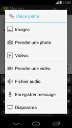 Motorola Moto G - MMS - envoi d'images - Étape 11