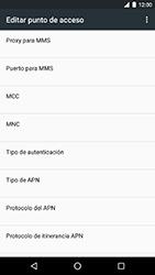LG Google Nexus 5X (H791F) - Mensajería - Configurar el equipo para mensajes multimedia - Paso 11