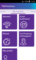 Samsung Galaxy J1 - Applicaties - MyProximus - Stap 19