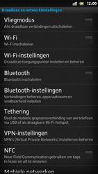 Sony LT26i Xperia S - Wifi - handmatig instellen - Stap 5