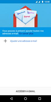 Motorola Moto G6 - E-mails - Ajouter ou modifier votre compte Gmail - Étape 5