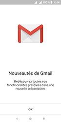 Alcatel 1 - E-mails - Ajouter ou modifier votre compte Outlook - Étape 4