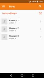 Crosscall Core X3 - Photos, vidéos, musique - Ecouter de la musique - Étape 8