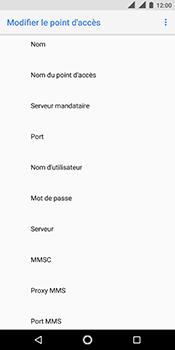 Nokia 5.1 - Internet - configuration manuelle - Étape 12