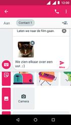 Nokia 1 - MMS - afbeeldingen verzenden - Stap 18