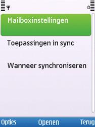 Nokia C5-00 - E-mail - handmatig instellen - Stap 16