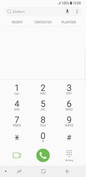 Samsung Galaxy S8 - Android Oreo (SM-G950F) - Voicemail - Handmatig instellen - Stap 4