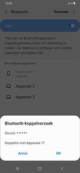 Samsung Galaxy A50 - Bluetooth - koppelen met ander apparaat - Stap 10