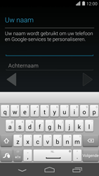 Huawei Ascend P7 - Applicaties - Account aanmaken - Stap 5