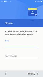Samsung Galaxy S7 Edge - Primeiros passos - Como ativar seu aparelho - Etapa 12