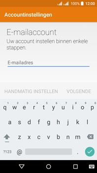 Acer Liquid Z630 - E-mail - e-mail instellen: IMAP (aanbevolen) - Stap 5