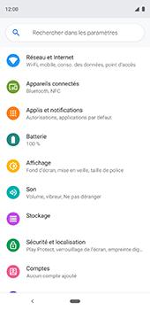 Google Pixel 3XL - Internet - Désactiver les données mobiles - Étape 4