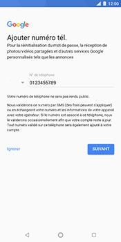 Nokia 7 Plus - Applications - Créer un compte - Étape 14