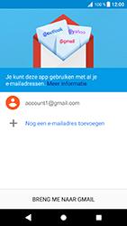 Sony F8331 Xperia XZ - Android Oreo - E-mail - handmatig instellen (gmail) - Stap 13
