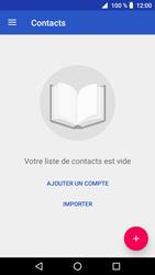 Crosscall Core X3 - Contact, Appels, SMS/MMS - Ajouter un contact - Étape 4