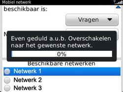 BlackBerry 9320 Curve - Buitenland - Bellen, sms en internet - Stap 10