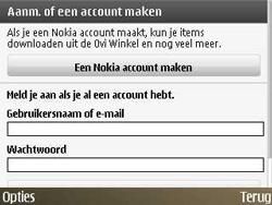 Nokia E72 - Applicaties - Applicaties downloaden - Stap 7