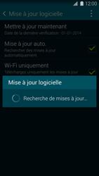Samsung G900F Galaxy S5 - Appareil - Mises à jour - Étape 9