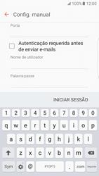 Samsung Galaxy S7 Edge - Email - Configurar a conta de Email -  15