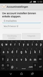HTC Desire 320 - E-mail - Handmatig instellen - Stap 6