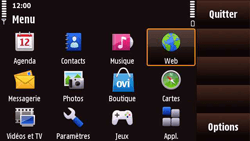 Nokia N97 Mini - Internet - configuration manuelle - Étape 18