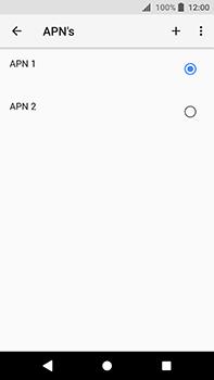 Sony Xperia XA2 Ultra - Internet - handmatig instellen - Stap 18