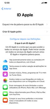 Apple iPhone XR - Primeiros passos - Como ligar o telemóvel pela primeira vez -  16