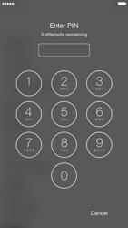 Apple iPhone iOS 8 - Primeiros passos - Como ativar seu aparelho - Etapa 6