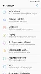 Samsung Galaxy A3 (2017) - Android Nougat - Netwerk selecteren - Handmatig een netwerk selecteren - Stap 5