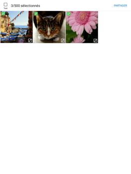 Samsung Galaxy Tab A - Photos, vidéos, musique - Envoyer une photo via Bluetooth - Étape 7