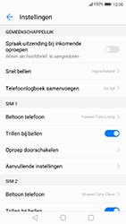 Huawei P8 Lite 2017 - Voicemail - handmatig instellen - Stap 6