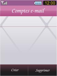 Samsung S7070 Diva - E-mail - Configuration manuelle - Étape 15
