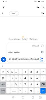Huawei Mate 20 Pro - MMS - envoi d'images - Étape 10