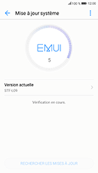Honor 9 - Aller plus loin - Mettre à jour logiciel interne de votre mobile - Étape 5